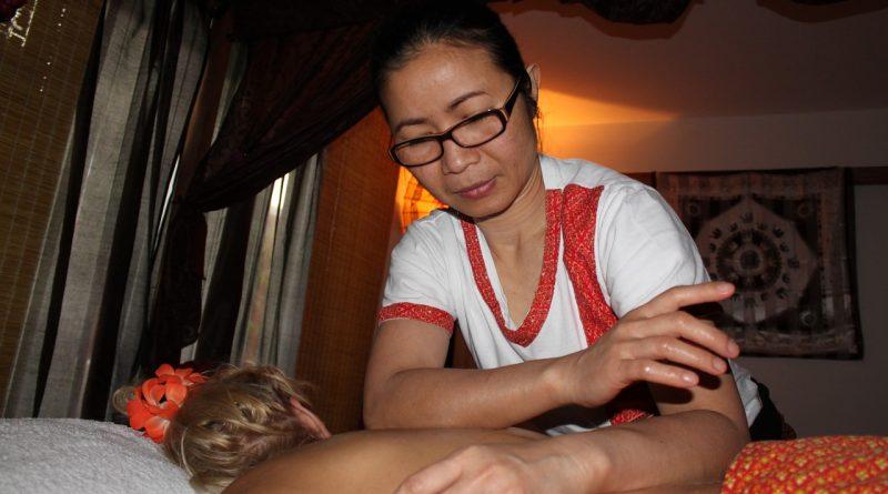 Tajski masaż - dalekowschodnie techniki masażu