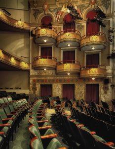 Zdjęcie pomieszczenia - Sala teatralna